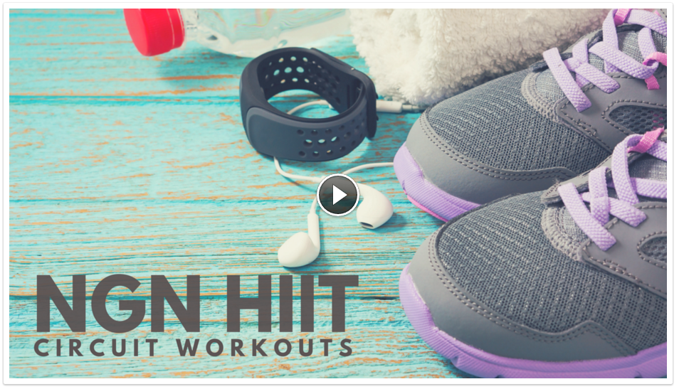 Grab your own copy of the NGN HIIT Workouts today!
